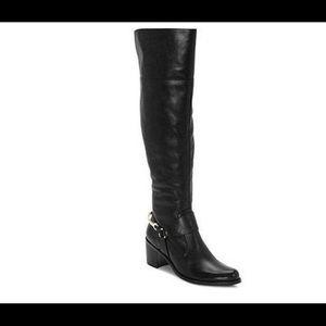 Over knee boot